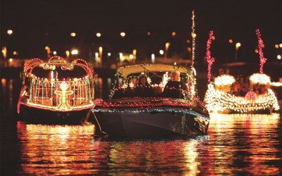 27th Annual Winter Haven Chain of Lakes Boat Parade