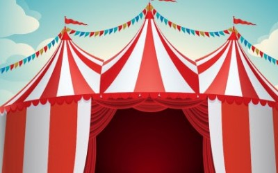 "The Circus Is Coming To Town…. Downtown Lakeland's ""First Friday"" Event!"