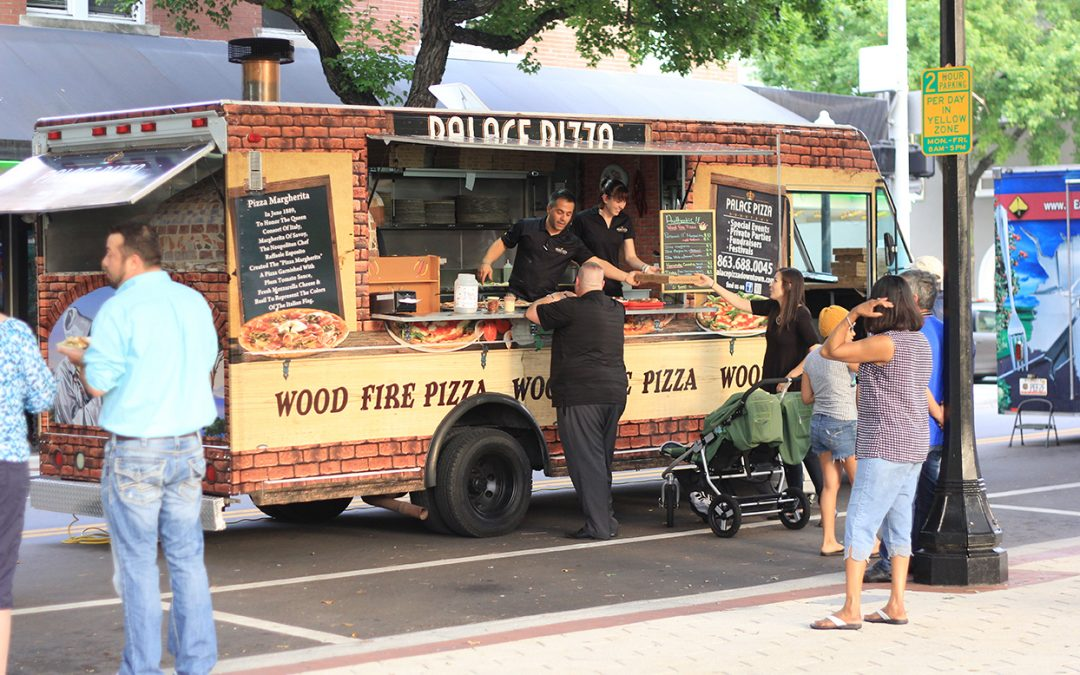 Thursday Squared Food Truck Rally