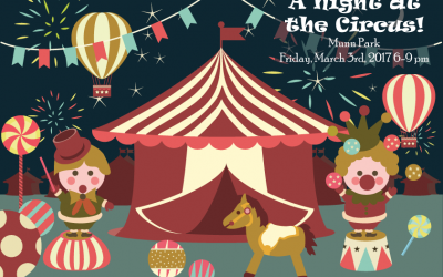 "First Friday – ""A Night at the Circus!"""