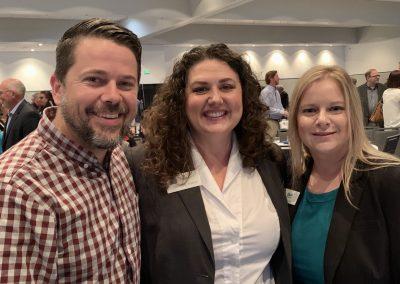 Lorrie Delk Walker of Allen & Company 2020 economic forecast breakfast - Lakeland, FL