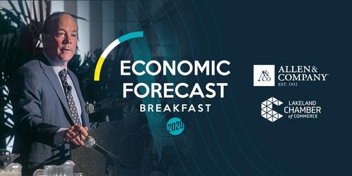 2020 economic forecast breakfast - Lakeland, FL