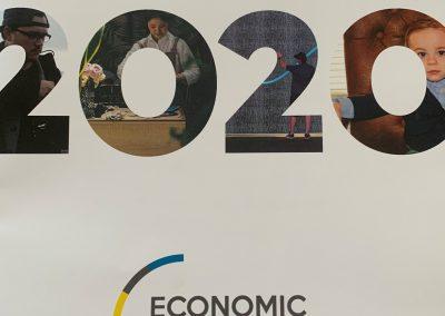 Jen Englesen - 2020 economic forecast breakfast - Lakeland, FL